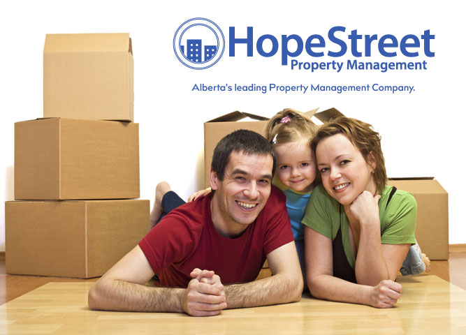 Hope Street Real Estate Corp. Calgary Property Managment